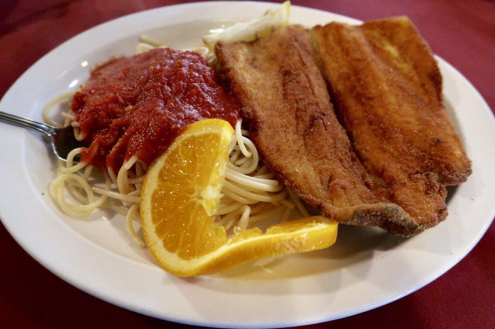 Pasqualino's Italian Restaurant: 25 Everett St, Bryson City, NC