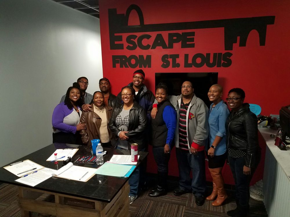 Escape From St Louis: 7403 Manchester Rd, Maplewood, MO