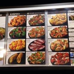 Panda express chinese 636 15th st e tuscaloosa al for Asian cuisine hoover al