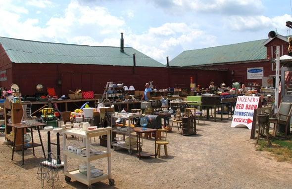 Mizener's Antiques & Flea Market