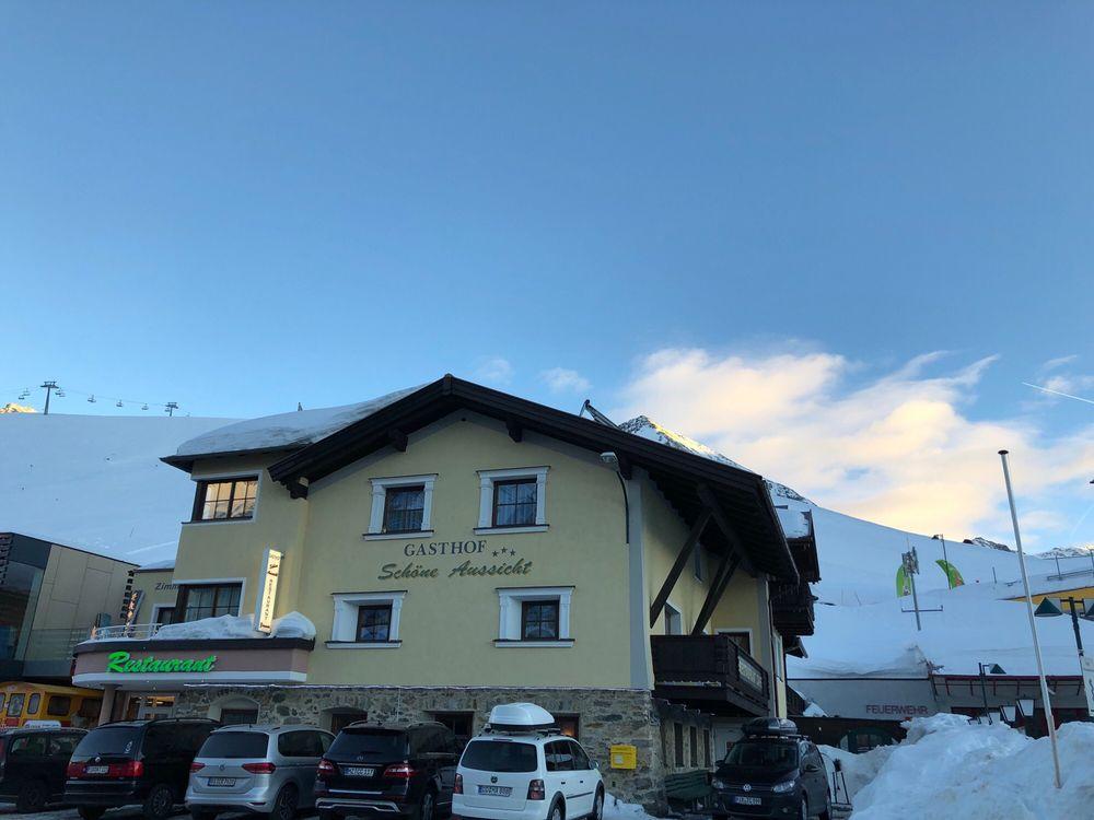 Gasthaus Schone Aussicht Osterreichisch Nr 36 Kuhtai Tirol