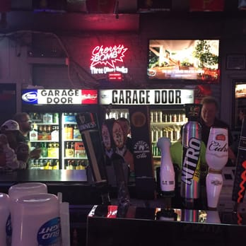 Incroyable Photo Of Garage Door Saloon   Pittsburgh, PA, United States