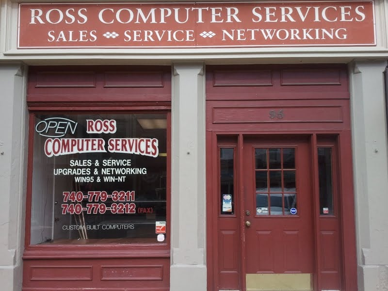 Ross Computer Services: 95 N Paint St, Chillicothe, OH