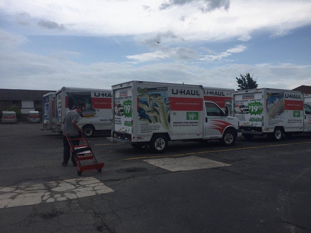 U-Haul Moving & Storage at Plaza Trail