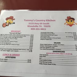 tammys country kitchen beaumont southeast a yelp list by amanda s 2662