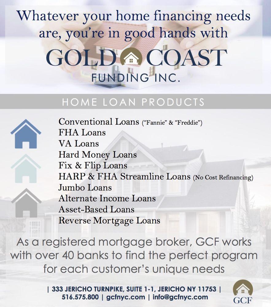 Gold Coast Funding: Jericho, NY
