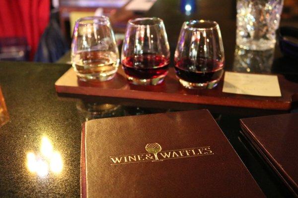 wine and waffles alameda