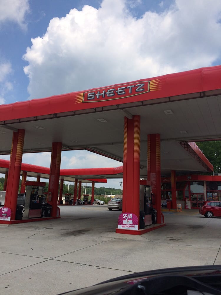 Gas Stations Near Me >> Sheetz - 12 Photos & 15 Reviews - Gas Stations - 601 ...
