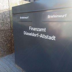 Finanzamt-Altstadt - Finanzberatung - Oberrather Str. 2 - 4, Rath ...