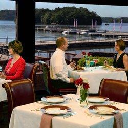 Photo Of Windrose Marker 26 Lakeside Dining Osage Beach Mo United States