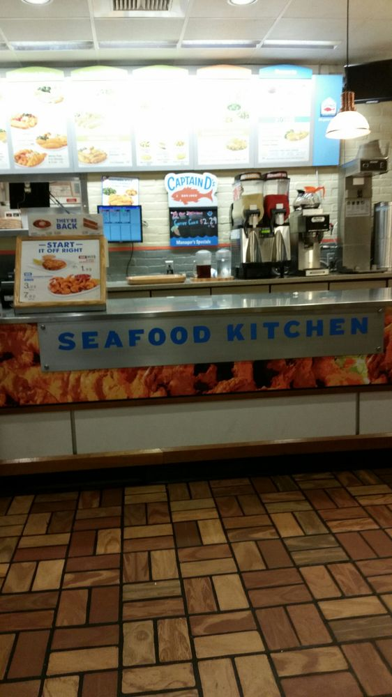 Captain D S Seafood Kitchen