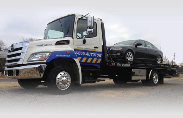 1 800 Auto Tow >> 1 800 Auto Tow Towing 105 S Kickapoo St Shawnee Ok Phone