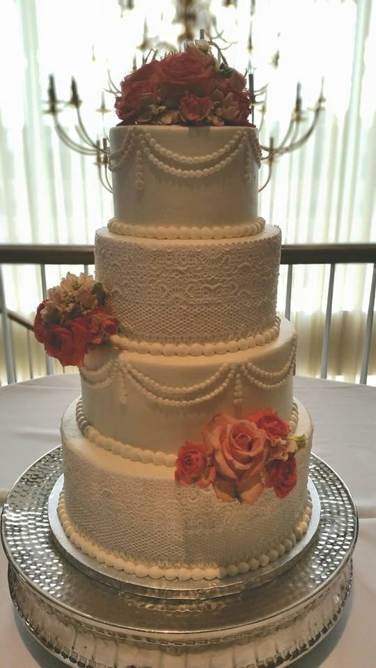 wedding cakes shreveport bossier edible lace wedding cake yelp 25458
