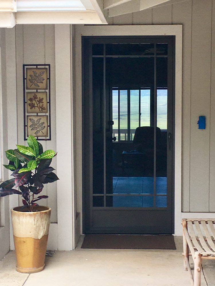 Ordinaire Photo Of Aloha Screen Doors   Wailuku, HI, United States. Q 1540
