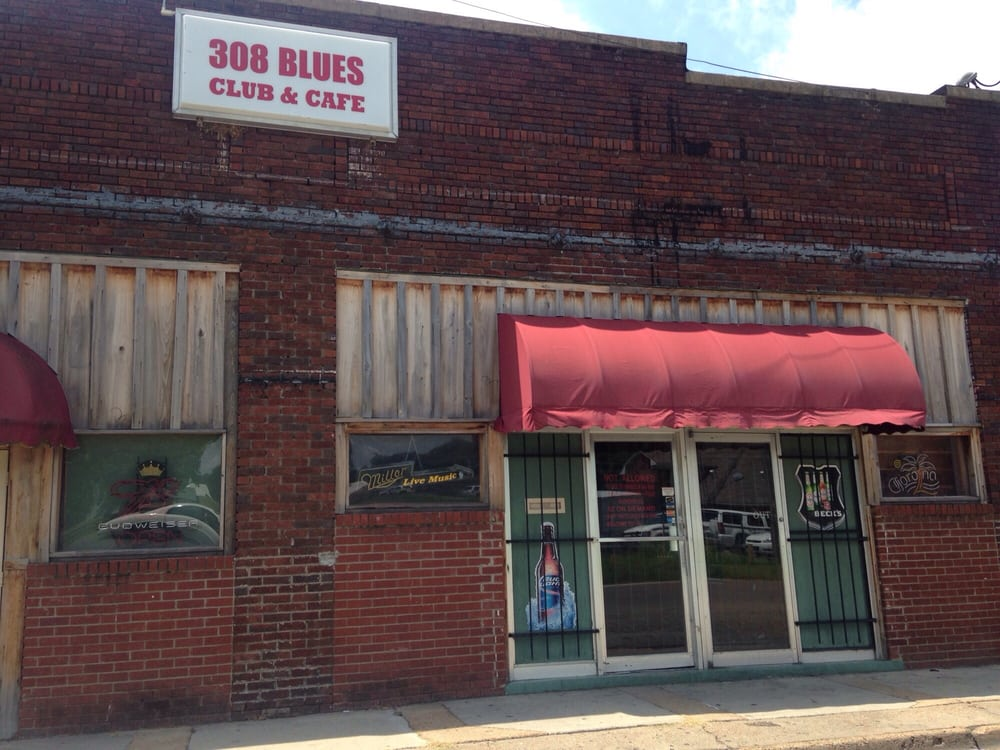 308 Blues Club and Cafe: 308 Hanna Ave, Indianola, MS