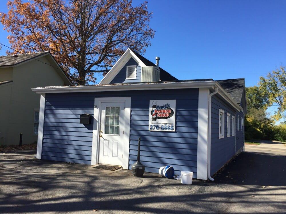 Craig's Barber Shop: 30 N Main St, Centerville, OH