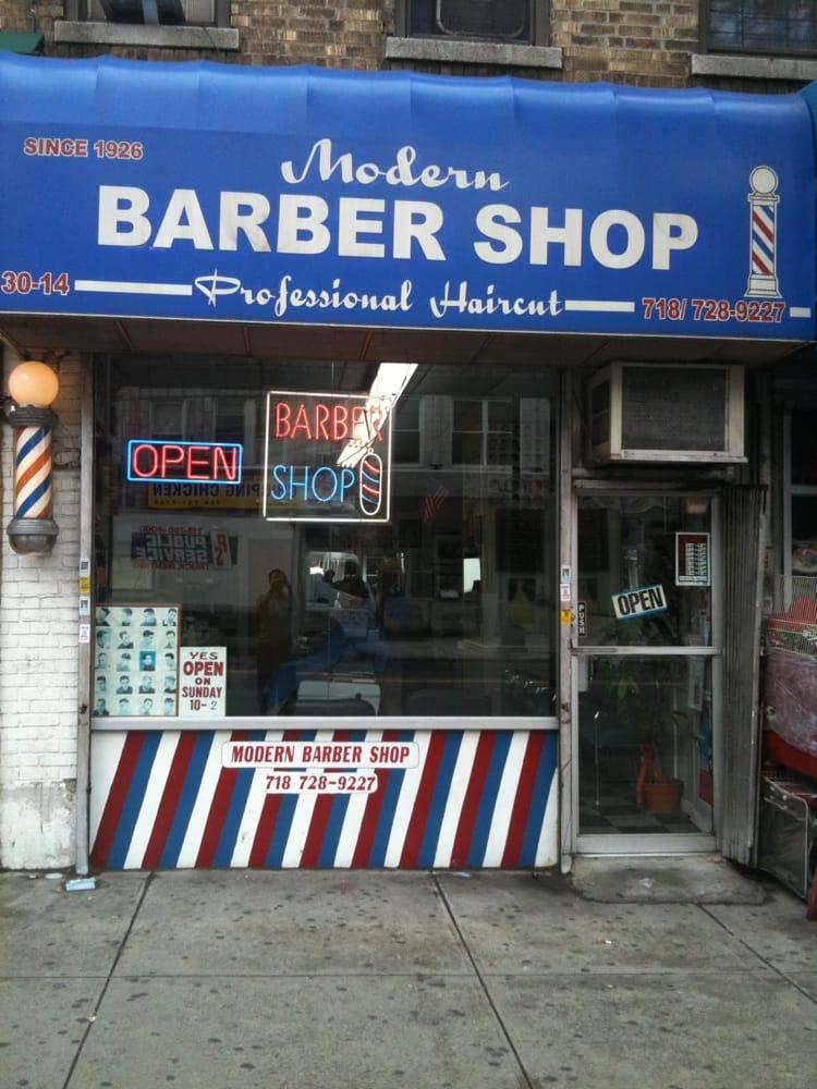 Photo of Modern Barber Shop - Astoria, NY, United States