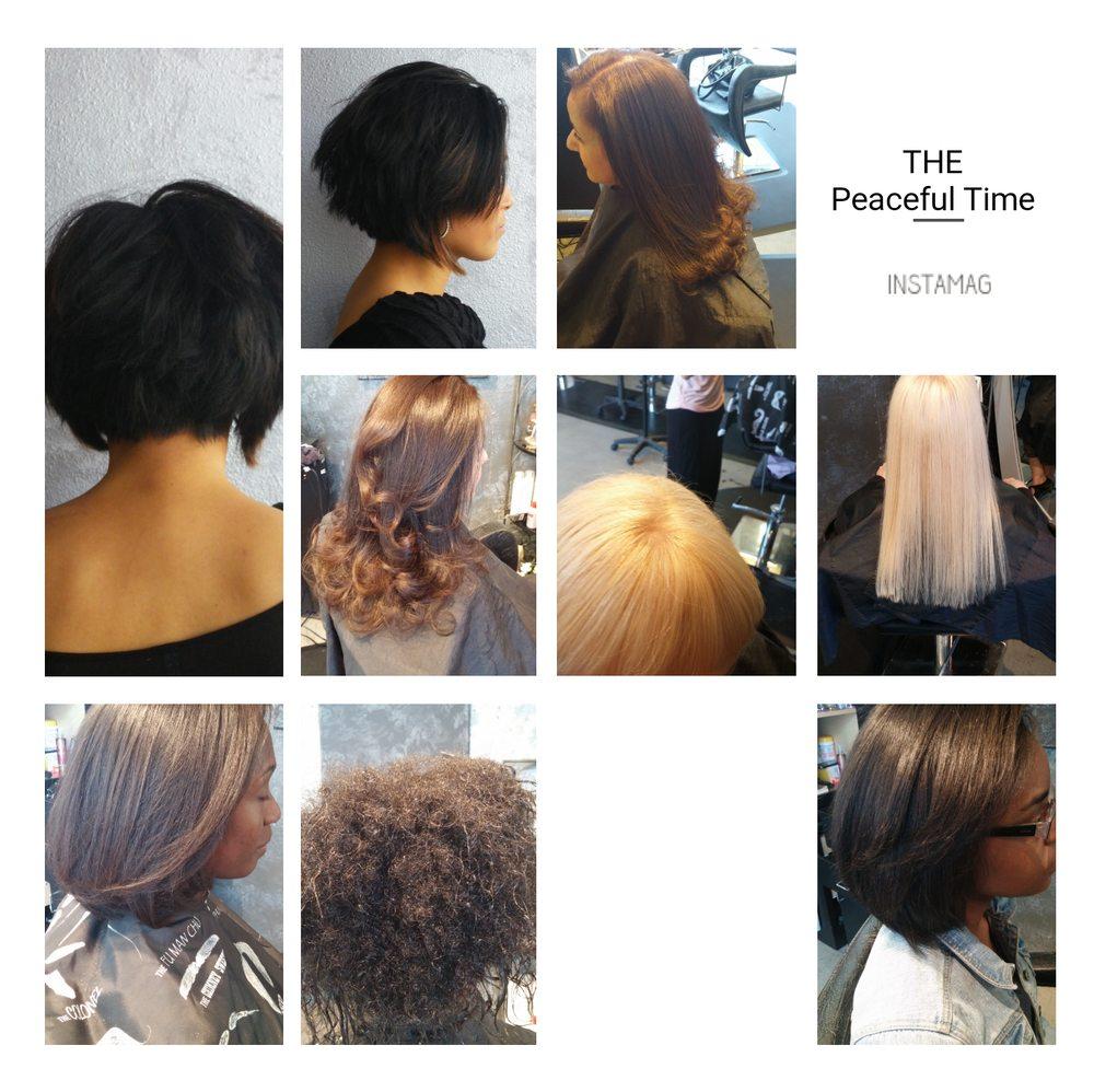 Get Beautied Salon: 10701 Main St, Bellevue, WA