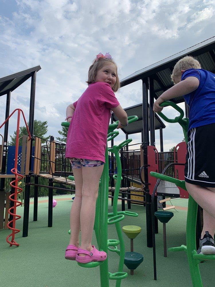 Addy Grace Playground: 115 Shenandoah Ave, Daleville, VA