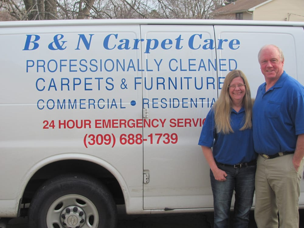B & N Carpet Care: 125 Thunderbird Ln, East Peoria, IL