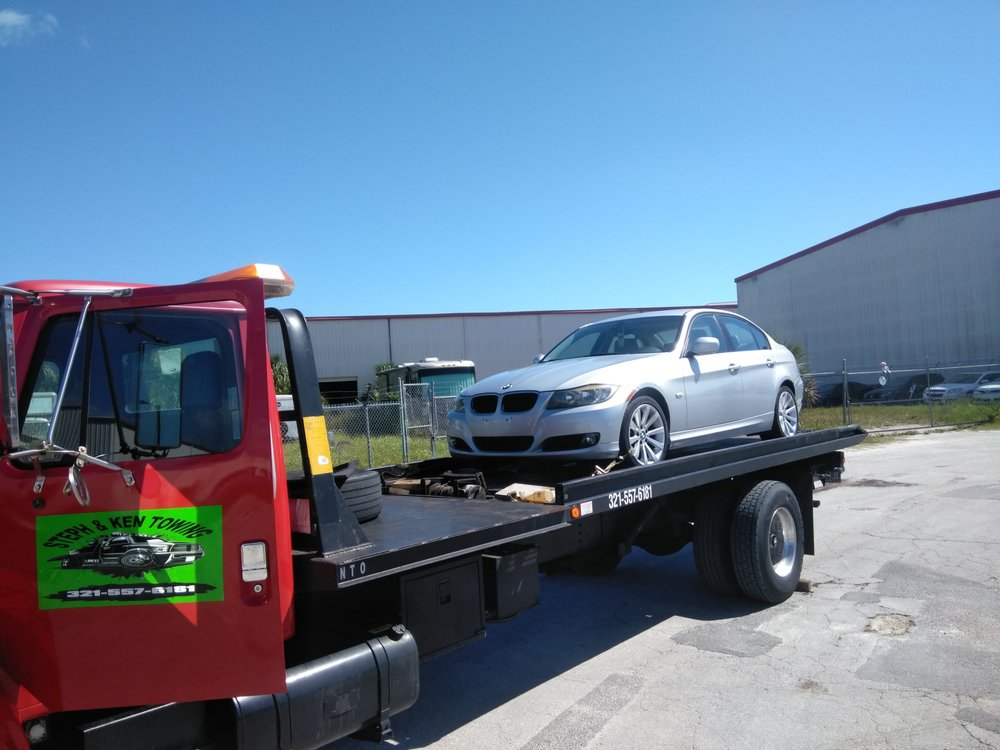 Towing business in Lockhart, FL
