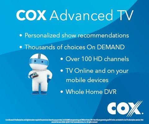 Cox Communications - 51 Reviews - Television Service
