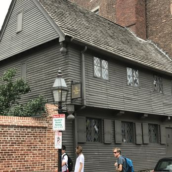 Superior Photo Of The Paul Revere House   Boston, MA, United States