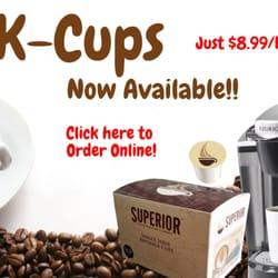 Best coffee near sault ste marie mi 49783 last updated september photo of superior coffee roasting company m4hsunfo