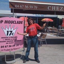 Restaurant Chez Tetel La Grande Motte
