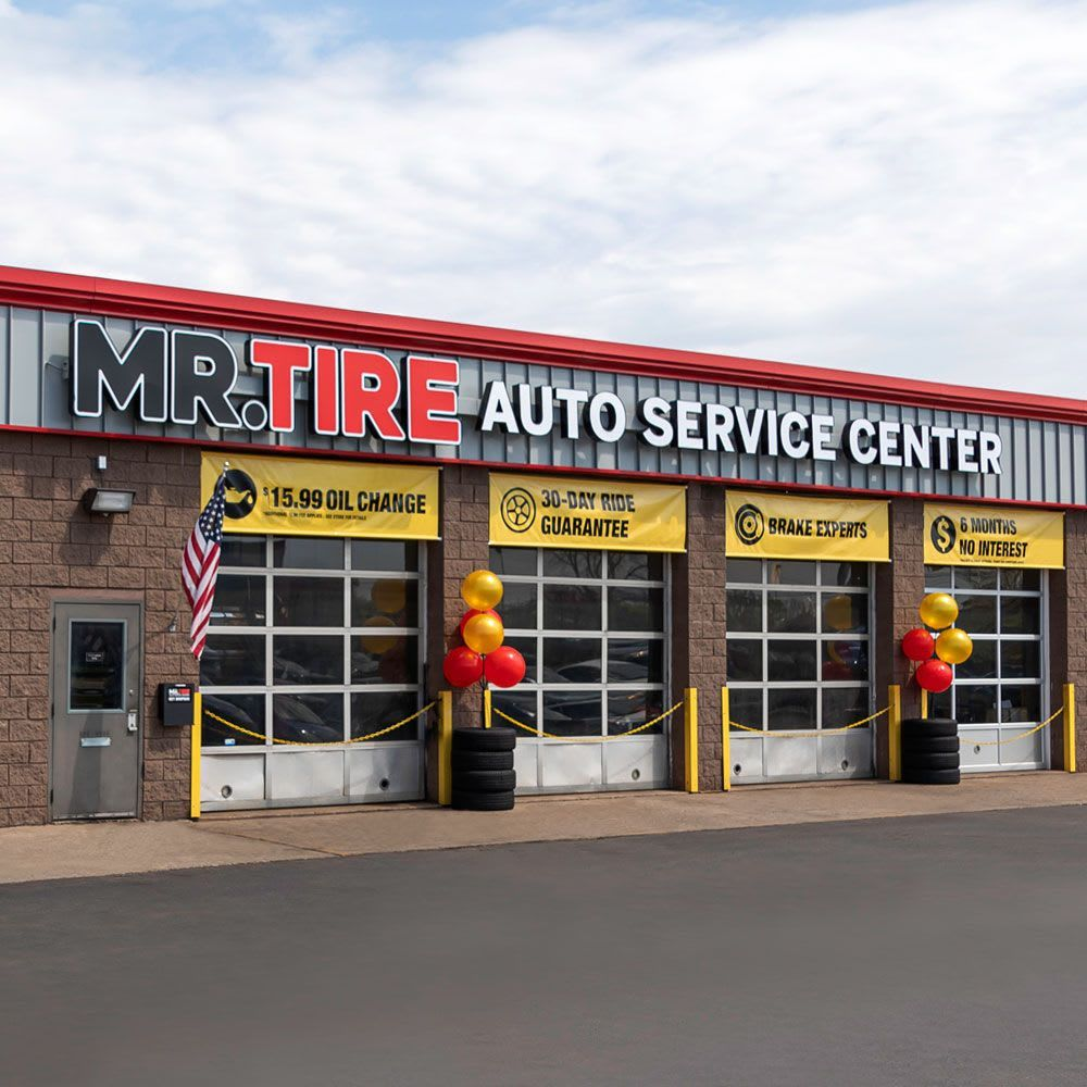 Mr. Tire Auto Service Centers: 2610 W Chester Pike, Broomall, PA