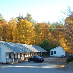 Photo Of Maple Leaf Motel Schroon Lake Ny United States Fall Shot