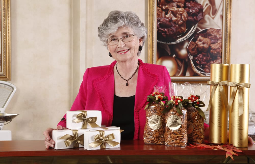Aunt Aggie De's Pralines: 311 W Sinton St, Sinton, TX