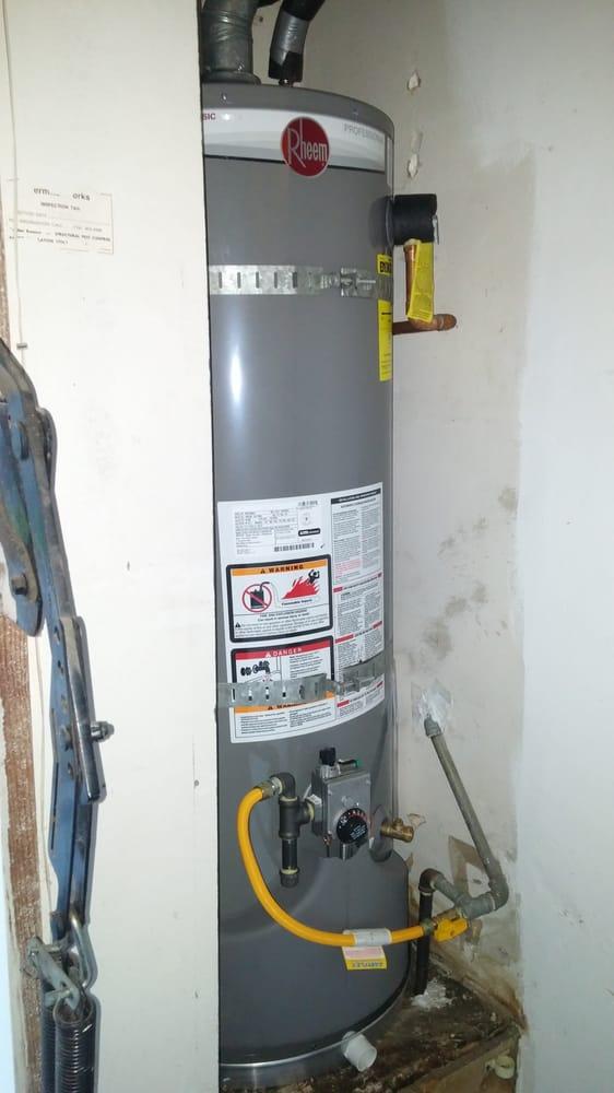 Water Heater Installation In Mission Viejo Ca We Also
