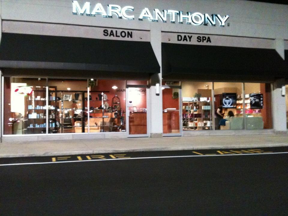 B Anthony Salon Welcome! - Yelp