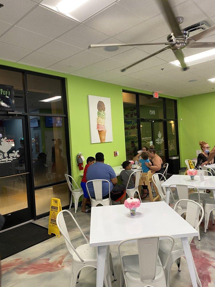 Nan and Pop's Ice Cream Shop: 351 N Ronald Reagan Blvd, Longwood, FL
