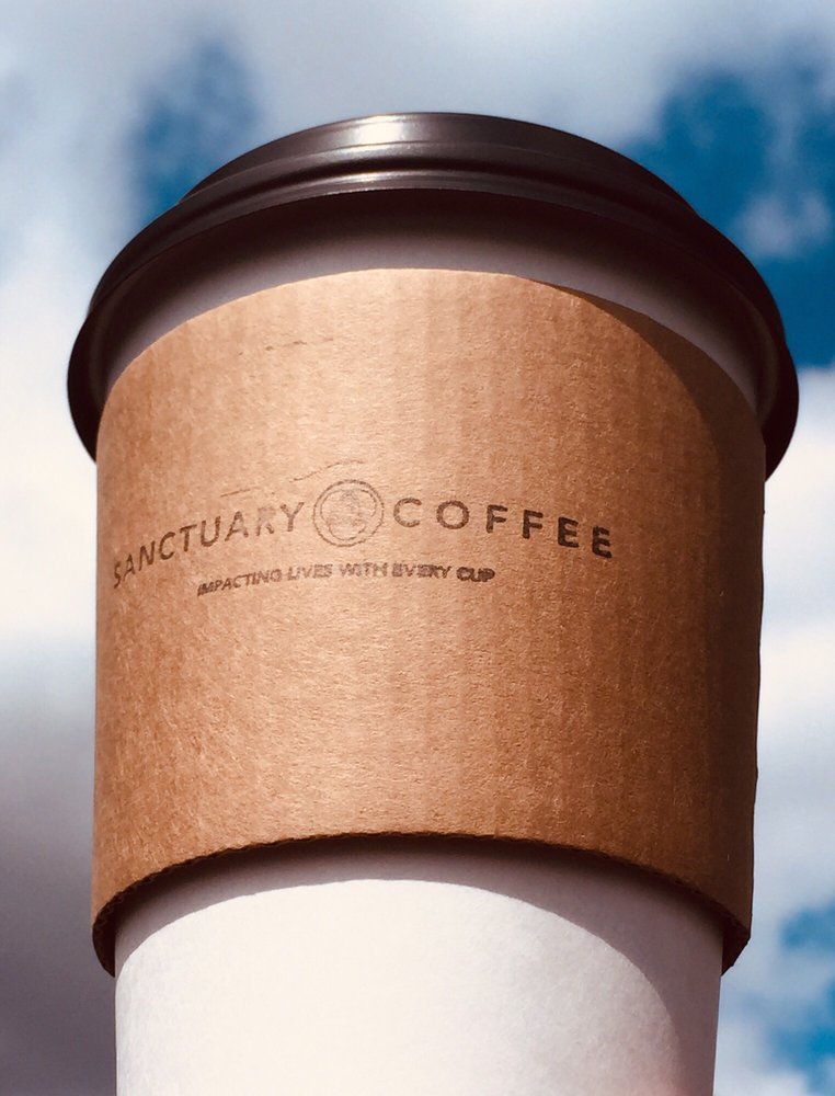 Social Spots from Sanctuary Coffee