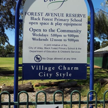 Image result for Black Forest  Primary school reserve