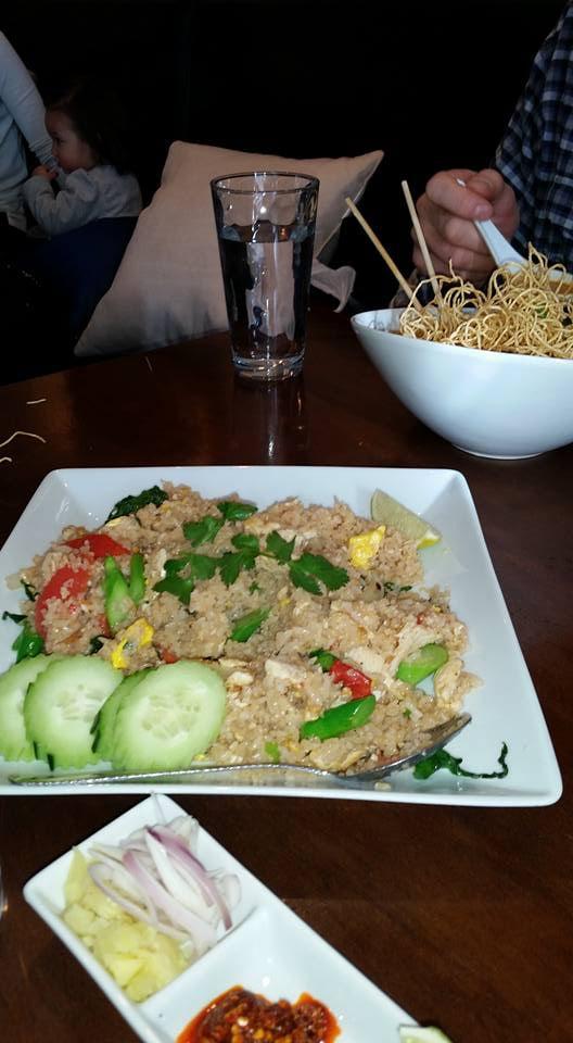 Cafe De Bangkok Fort Collins Menu