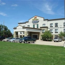 Photo Of Holiday Inn Express Hotel Suites Decatur Il United States