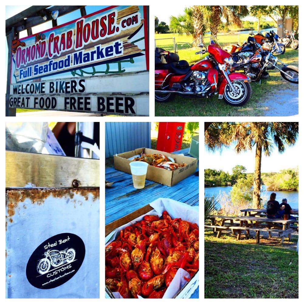 Ormond crab seafood market seafood markets 801 n us for Florida fish market