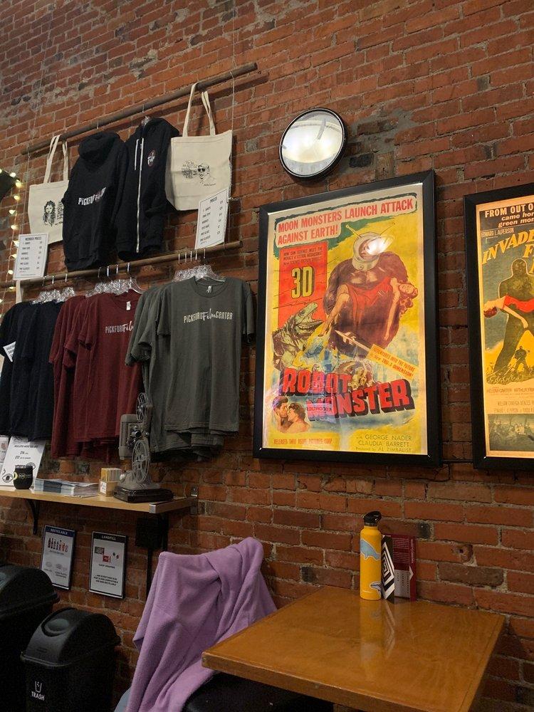 Social Spots from Pickford Film Center