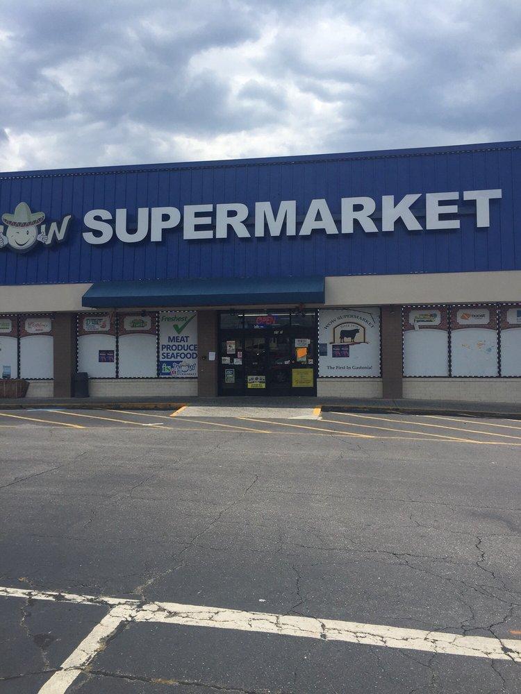 Wow Supermarket: 2557 W Franklin Blvd, Gastonia, NC