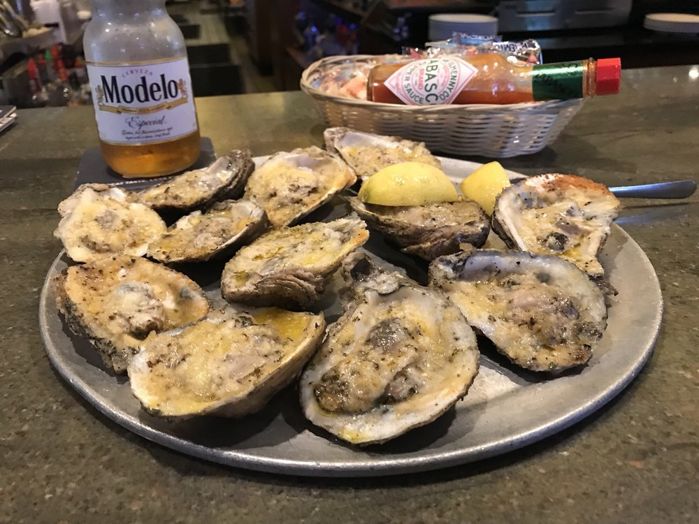 Food from Oyster Pub