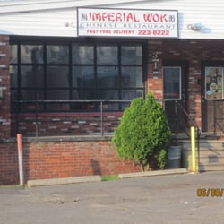 Imperial wok chinese restaurant chinese 312 broad st new britain ct restaurant reviews - Imperial westies ...