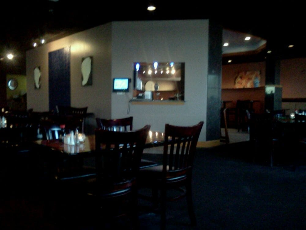 Ginger Asian Bistro in Springfield -