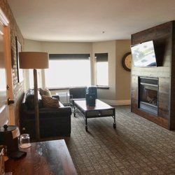 Photo Of Ironworks Hotel Beloit Wi United States Legacy Suite Living Area