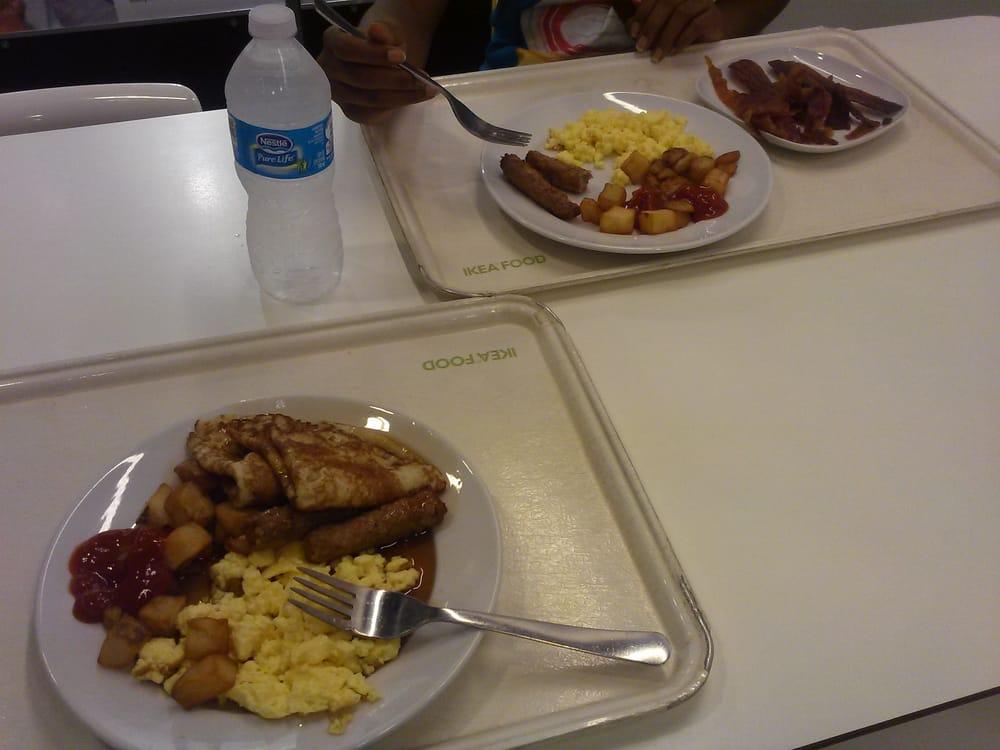 Breakfast at ikea yummy p yelp for Ikea jobs orlando fl