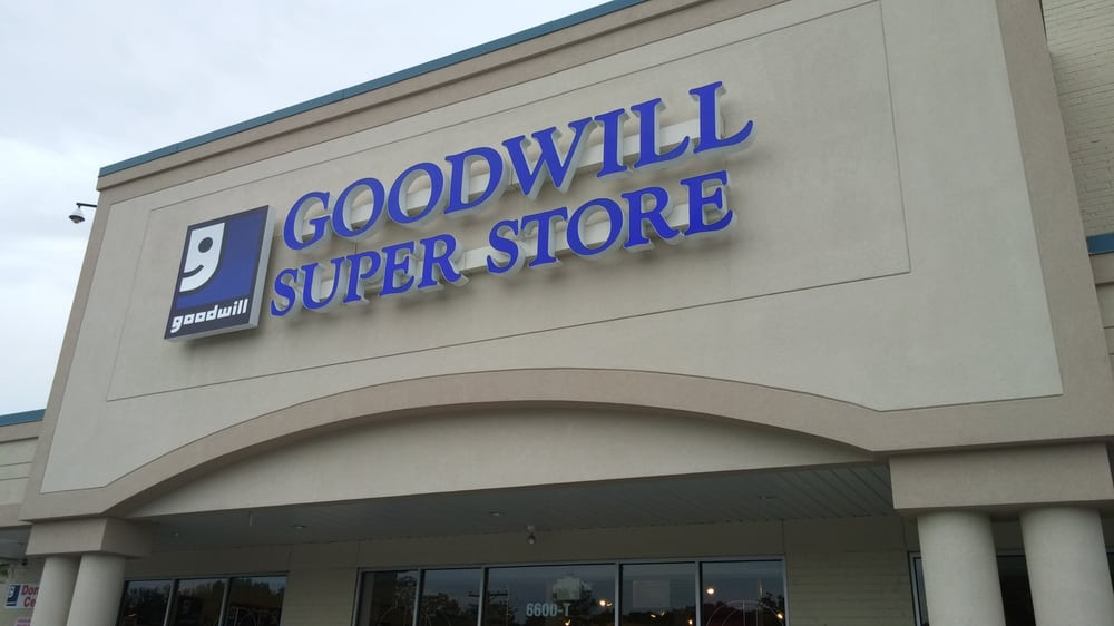 Goodwill Thrift Store Thrift Stores 6600 Baltimore
