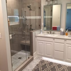 bathroom remodeling greensboro nc. Photo Of Tile Works - Greensboro, NC, United States. Complete Bathroom Remodeling Greensboro Nc