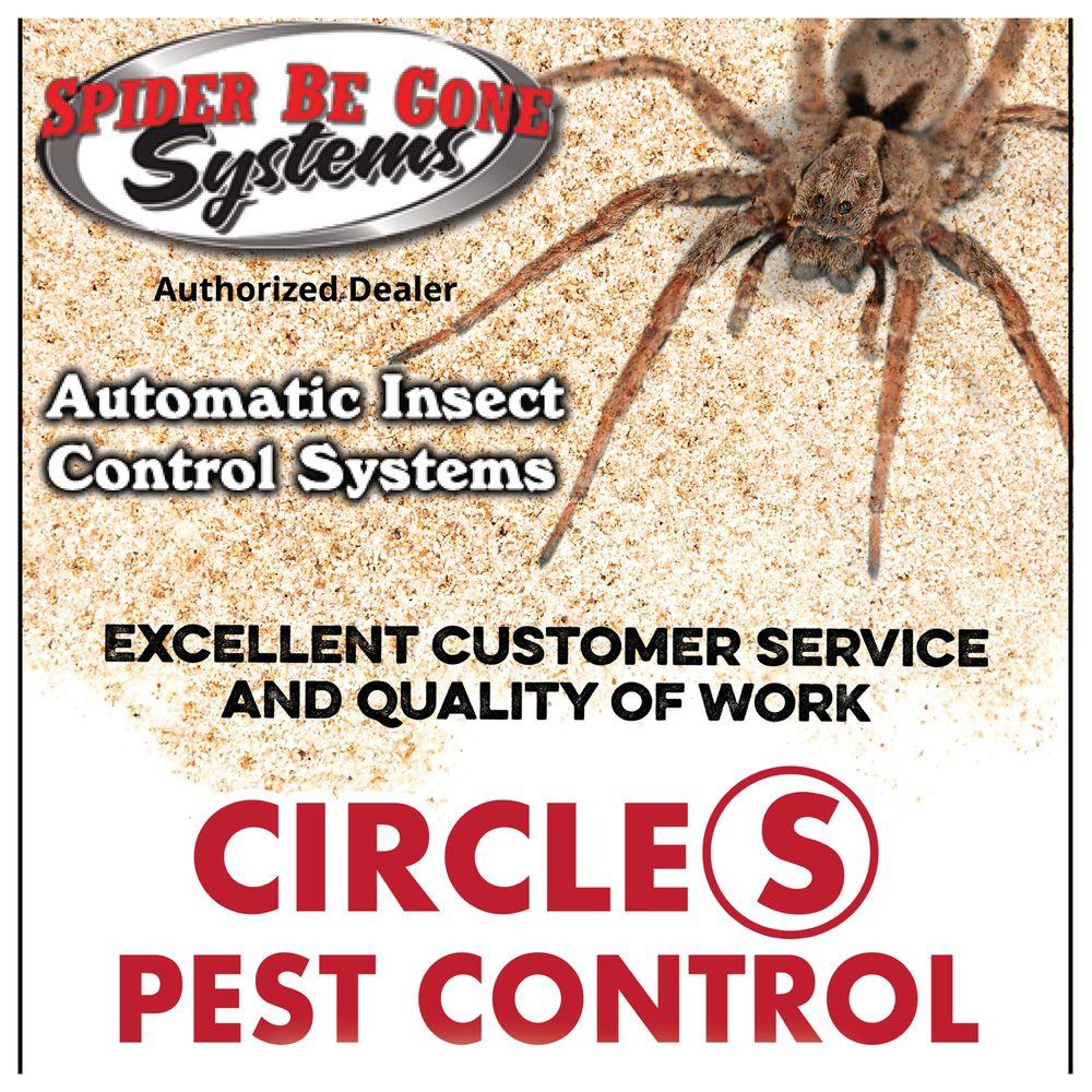 Circle S Pest Control: Burnet, TX